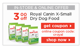 Royal Canin printable dog food coupon