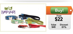 YepYup leash set
