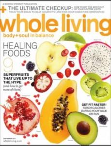 Whole Living Magazine Subcription Deal