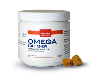 flavortek omega chews for dogs