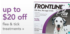 frontline on sale at drugstore.com