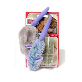 KONG catnip mouse toys for cats
