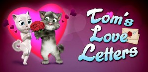 tom's love letters free android app for valentine's day