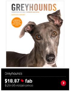 Greyhounds Book