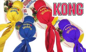 KONG Wubba dog toys