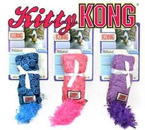 Kong Kitten Kickaroo