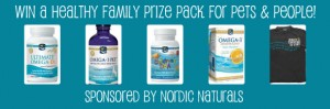 Nordic Naturals Giveaway Prize Pack