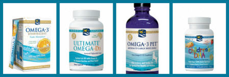 Nordic Naturals Samples and Discount Code
