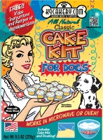 cake kit for dogs