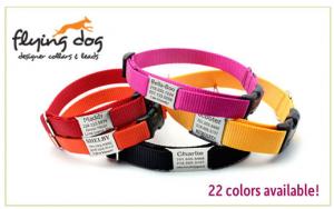 flying dog collars