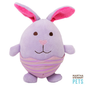 Martha Stewart pet toys on sale for Easter