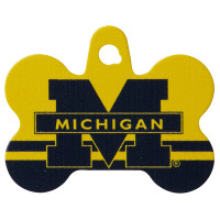 Go Blue! Michigan Wolverine pet gear and other teams too!