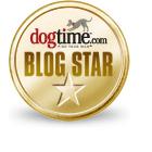 dogtime.com blog star badge