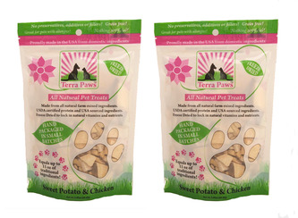 terra paws dog treats