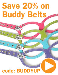 Buddy Belts for dogs