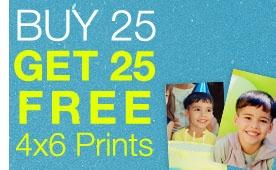 25 free prints