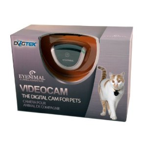 Eyenimal Digital Videocamera for pets