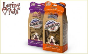 Barksters, dog treats,