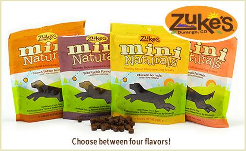 Zukes treats on sale at DoggyLoot!