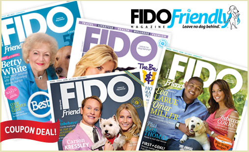 Fido Friendly deal at DoggyLoot