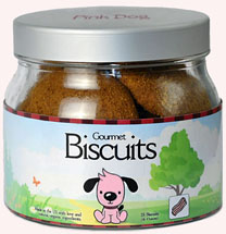 Pink Dog Bakery Gourmet Biscuits Free Sample