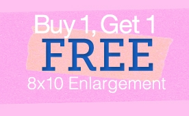 BOGO Walgreens 8X10 Photos