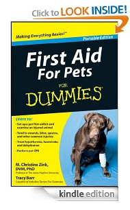 First Aid for Pet for Dummies Kindle Edition