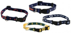 MLB Dog Collars