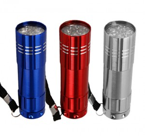 super bright LED compact flashlights only $1.99 for 2