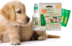 Coupaw pet deal on flea treatment