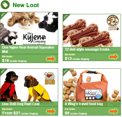 New loot from DoggyLoot