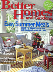 better homes and gardens magazine deal