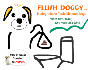flush doggy free sample