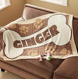 ginger throw