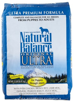 Calorie Content In Natural Balance Dog Food