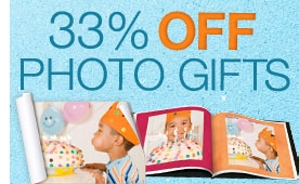 walgreens photo gifts 33% off promo code
