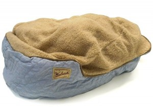 woolrich add your own stuffing dog bed
