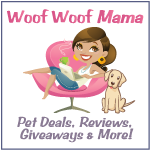 Find Pet Deals and more at WoofWoofMama.com