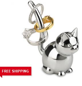 Cat Ring Holder