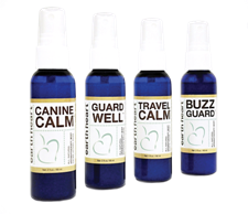 EarthHeart Remedy Mists for Dogs