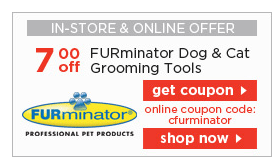 FURminator printable coupon