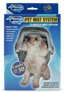 Misty Mate Pet Cooling System