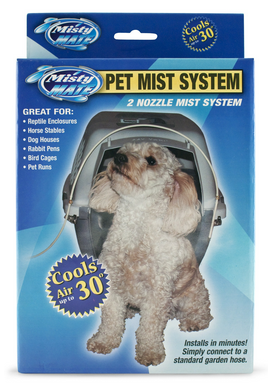 Misty Mate Pet Cooling System