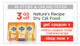 Nature's recipe coupon