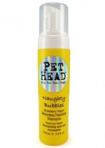 Pet Head Naughty Bubbles Waterless Shampoo