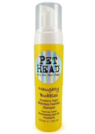 Pet Head Naughty Bubbles Waterless Shampoo
