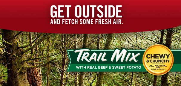 Free Sample Trail Mix for Dogs