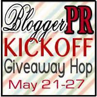 bloggerpr kickoff giveaway