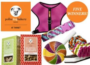 Polka Dog Bakery at Target Prize Pack!
