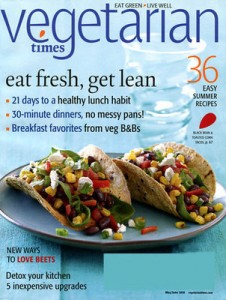 Vegetarian Times Magazine Promo Code Offer